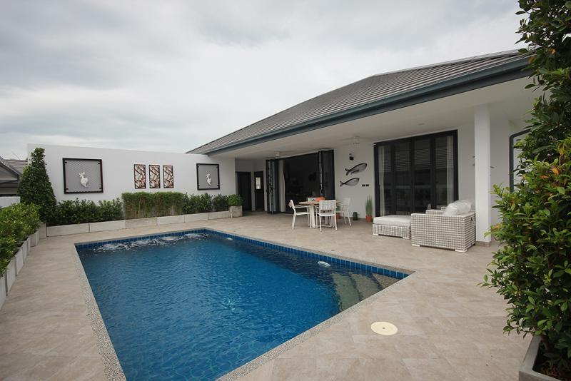 Sunset villa house for sale