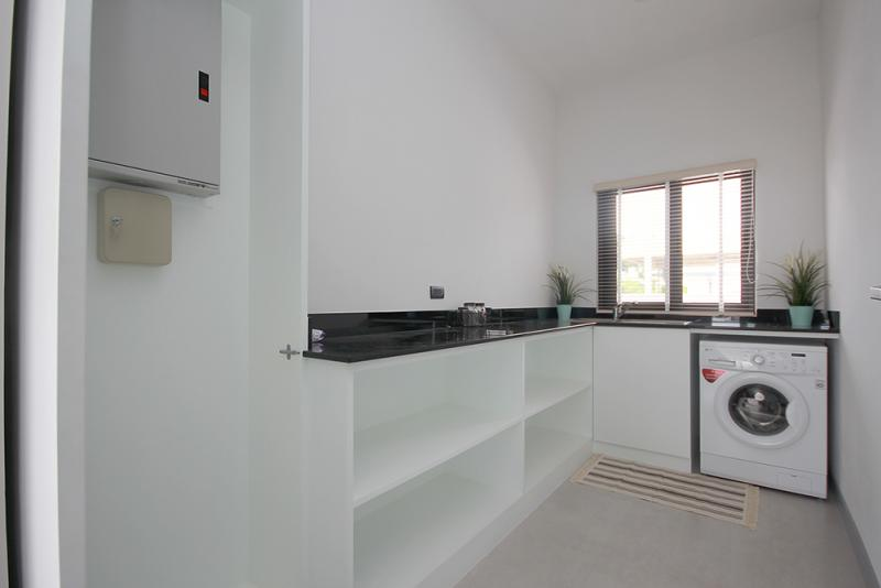 Fully furnished villa ready to move in