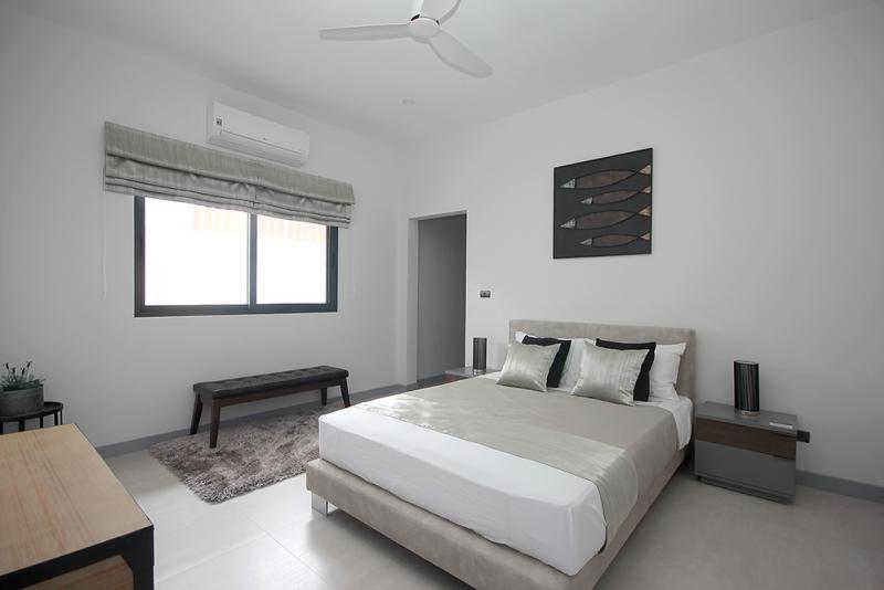 Modern villa in Hua Hin