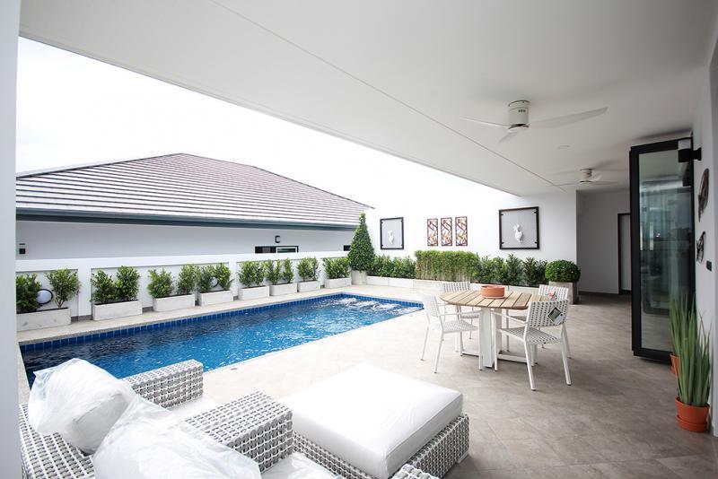 Modern 3 Bedroom Villa at The Sunset, Hua Hin Soi 70
