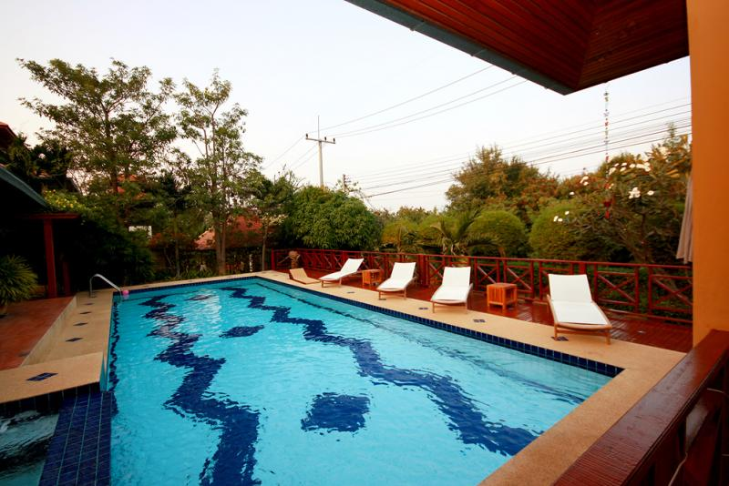 Villa for sale with private swimming pool