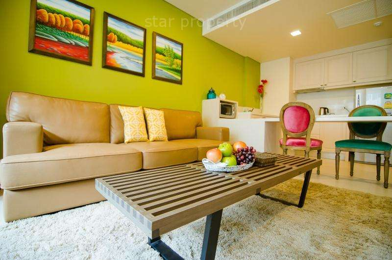 hua hin beach luxury condo 1 bedroom
