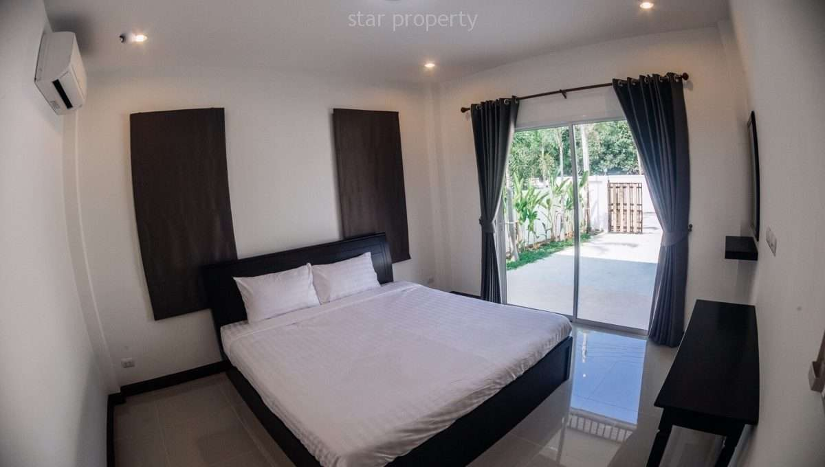 3 bedrooms house rent Hua Hin