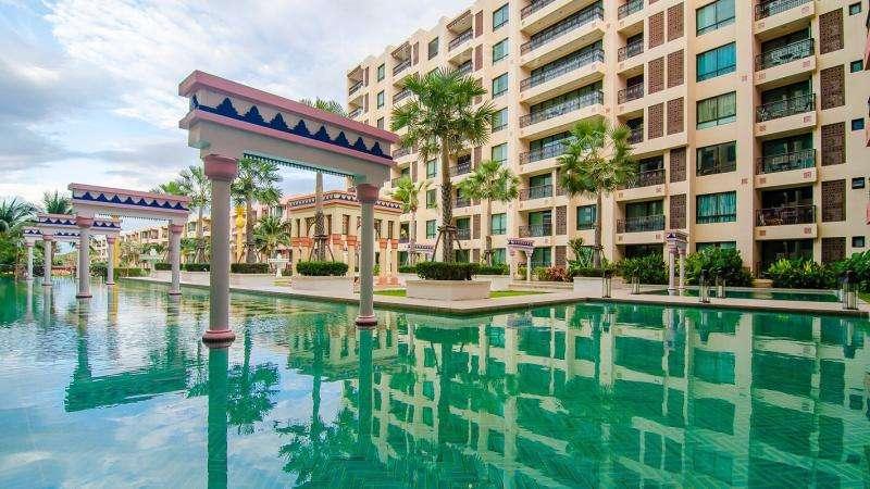 oool view balcony condo for rent Hua Hin