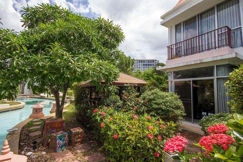 House near Beach for sale at Boathouse, Hua Hin-Cha Am