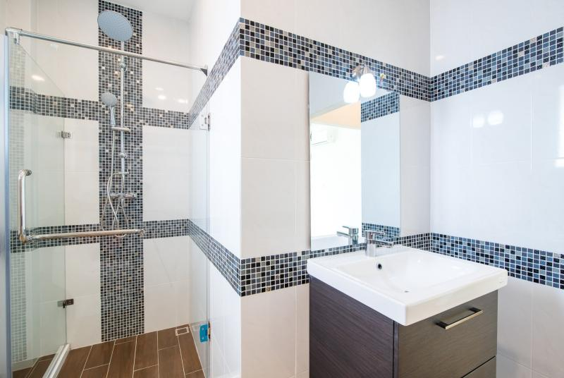 High quality bathrooms