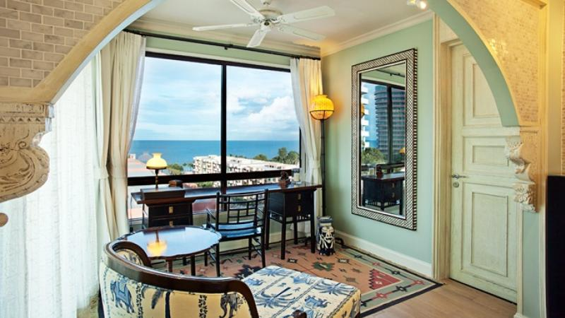 Hua Hin sea view condo for sale