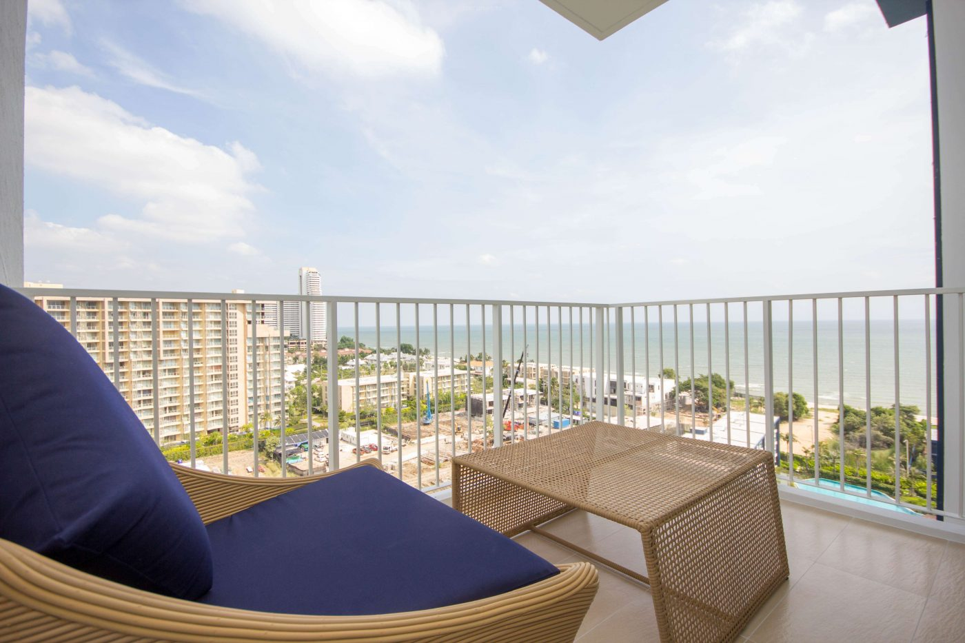 Ocean View Condominium at Baan Thew Talay