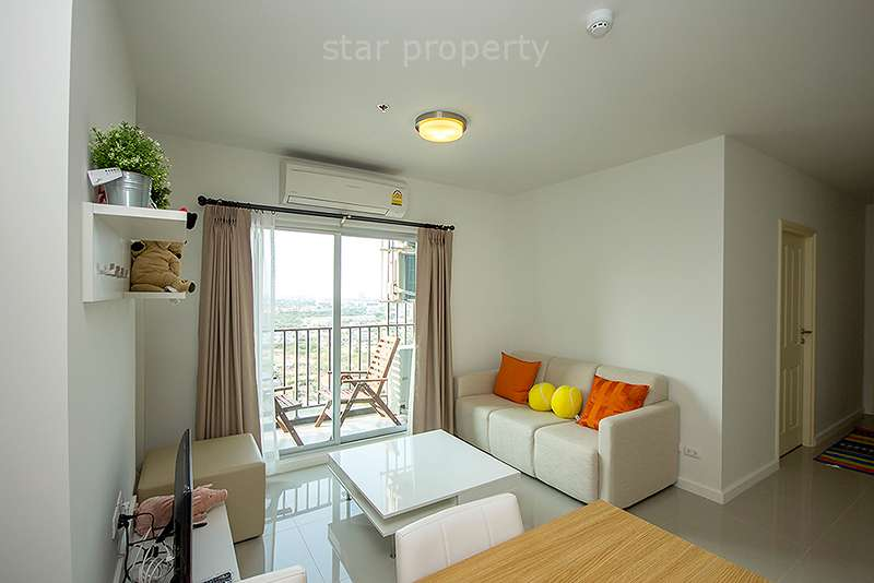 City View 2 Bed Condo for Rent at Baan KhiangFah