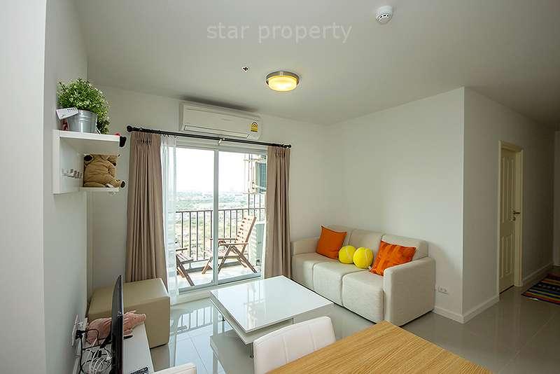 City View 2 Bedroom Condo for Rent at Baan KhiangFah