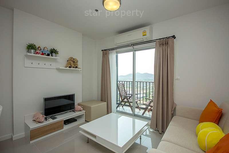city view balcony condo good price