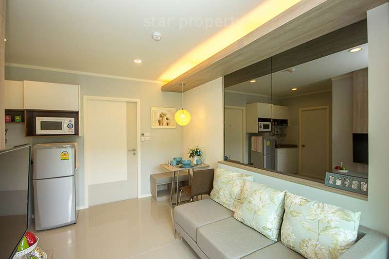 Cha Am 1 bedroom condo with swimming pool