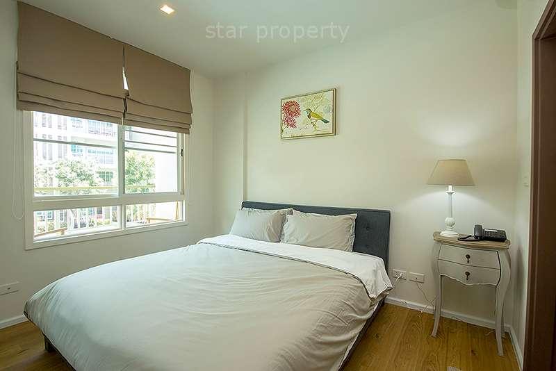 modern kitchen apartment for rent Hua Hin