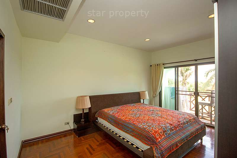 large size apartment rental cha am