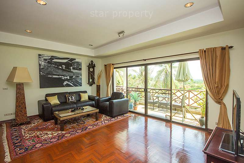 2 bedroom large apartment for rent hua hin