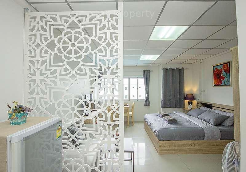 Fully Furnished Studio for rent at Baan Sansuk
