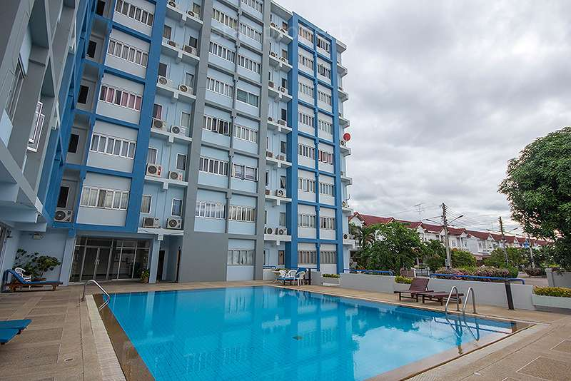 condominium for rent in center hua hin