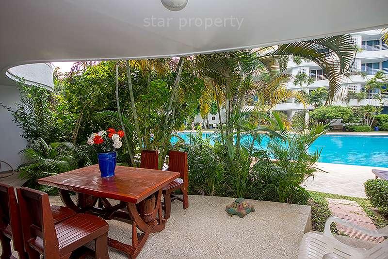 Hua Hin beachfront apartment for rent