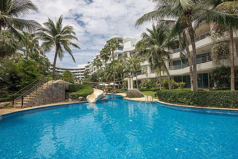 Hua Hin Beachfront 1 bedroom condominium