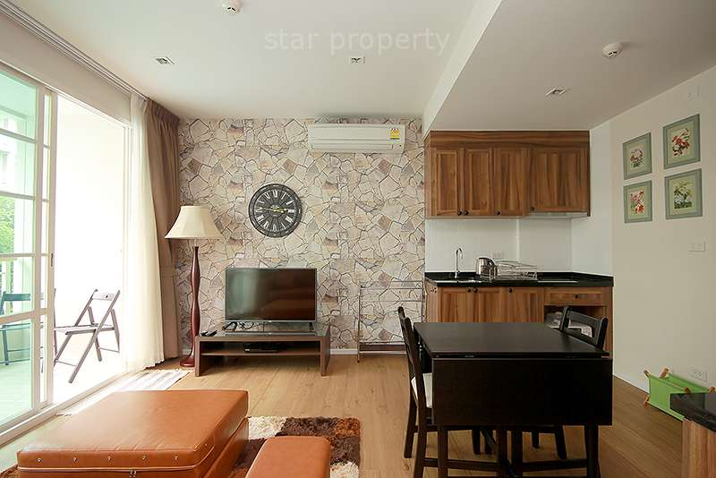 Pool View 1 Bedroom condo for rent at Autumn Hua Hin
