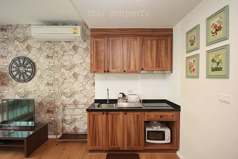 modern kitchen apartment for rent