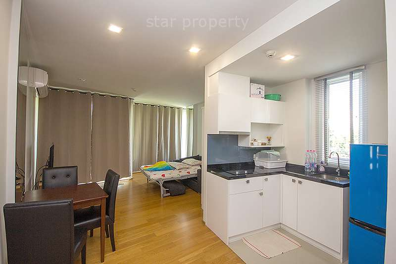 Studio Near Beach for rent at Baan View Viman