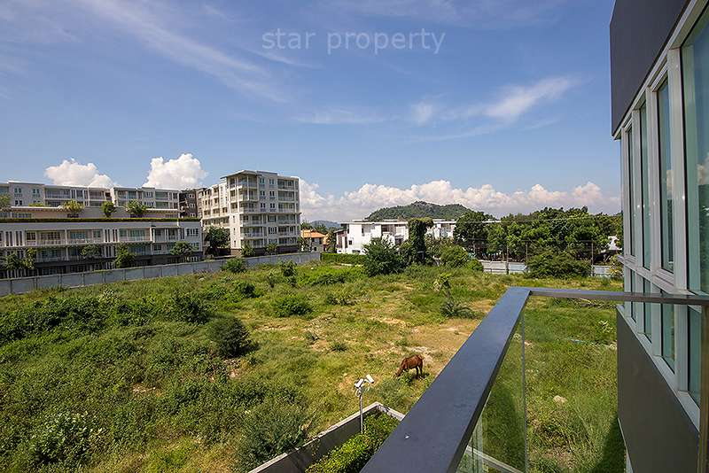 rent condo in khao takiap