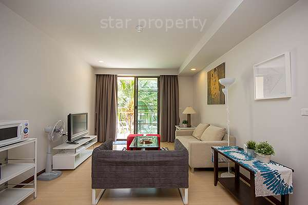 Khao Takiab 2 Bedroom Condo for rent at Baan Sansuk