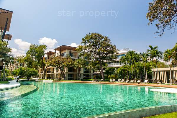2 Bedroom condo in khao takiap for rent