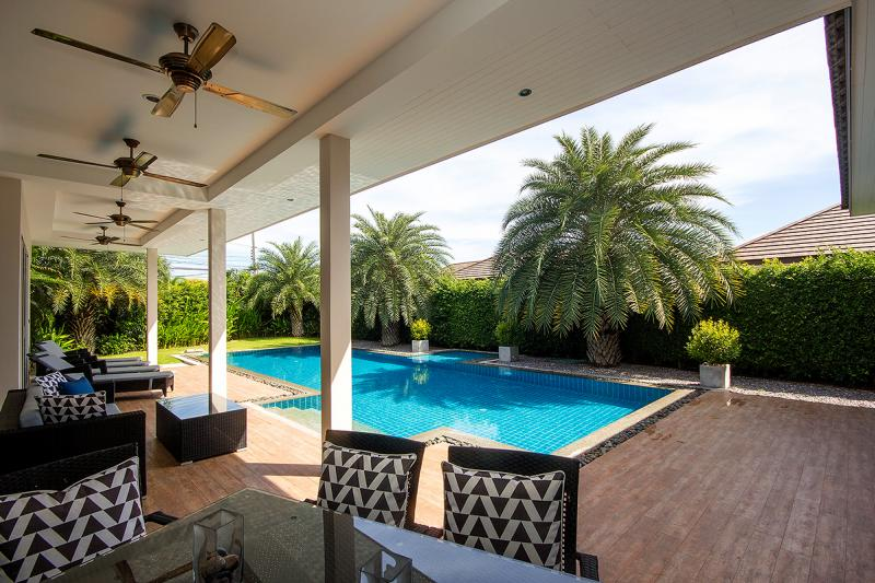Rent house in Hua Hin