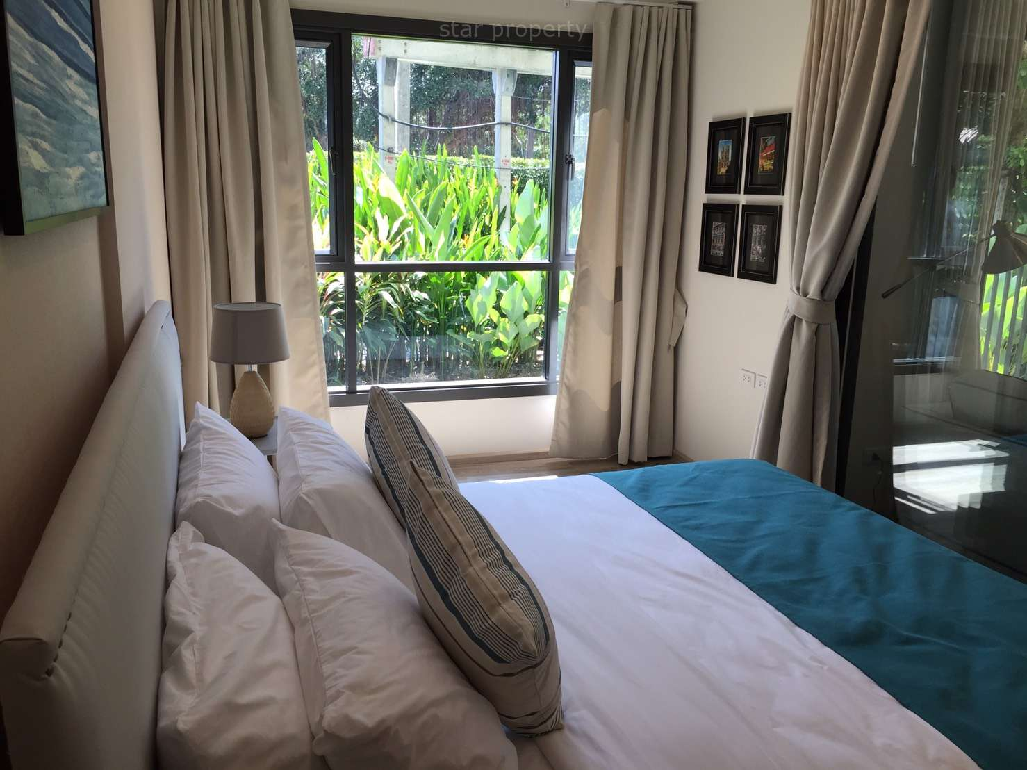 1 Bedroom Resort Condo for rent at Baan Khunkoey