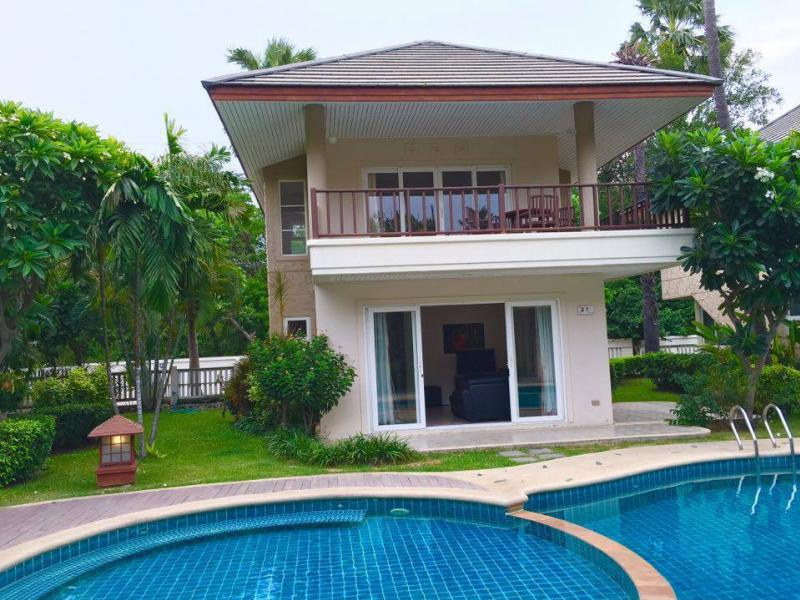 Baan Talay Samran beach house for sale