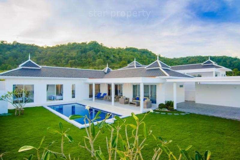 Falcon Hill villa for sale in Hua Hin