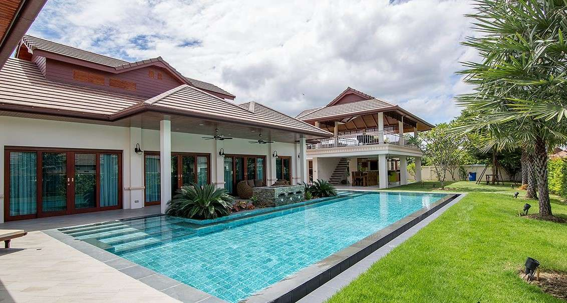 Balinese Style Villa for rent at Hillside Hamlets 5