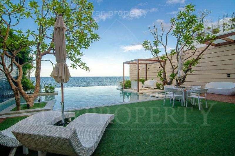 Exclusive Beachfront Villa for sale at Kehedfa, between Hua Hin & Cha-Am