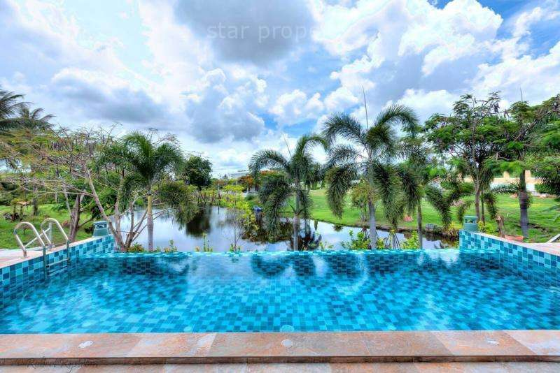Lakeview villa for sale in Hua Hin