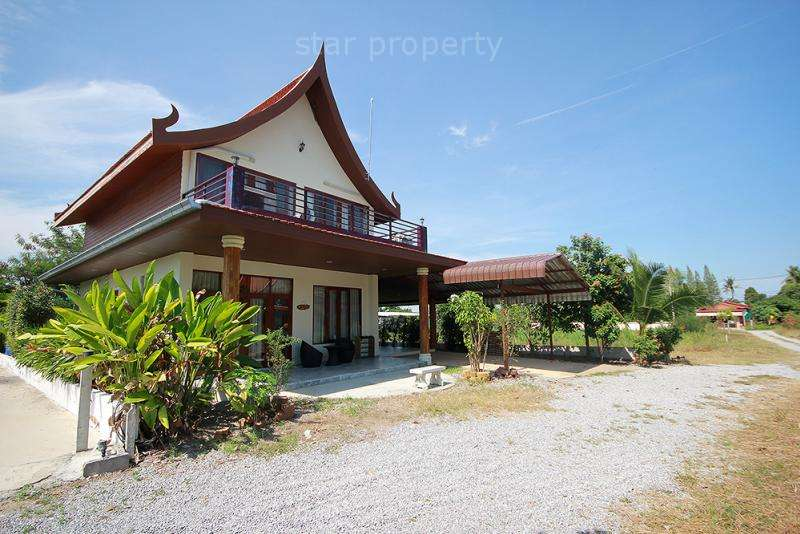 Thai Style Villa for sale at Scan Park
