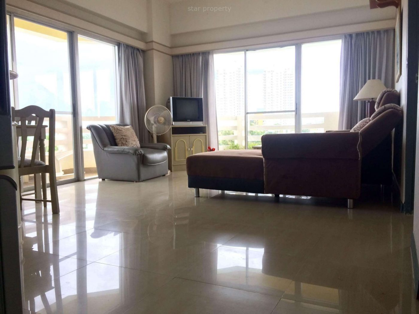 sea view condo hua hin