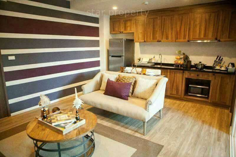 Khao Takiab 1 Bedroom Unit for Sale at Autumn Hua Hin