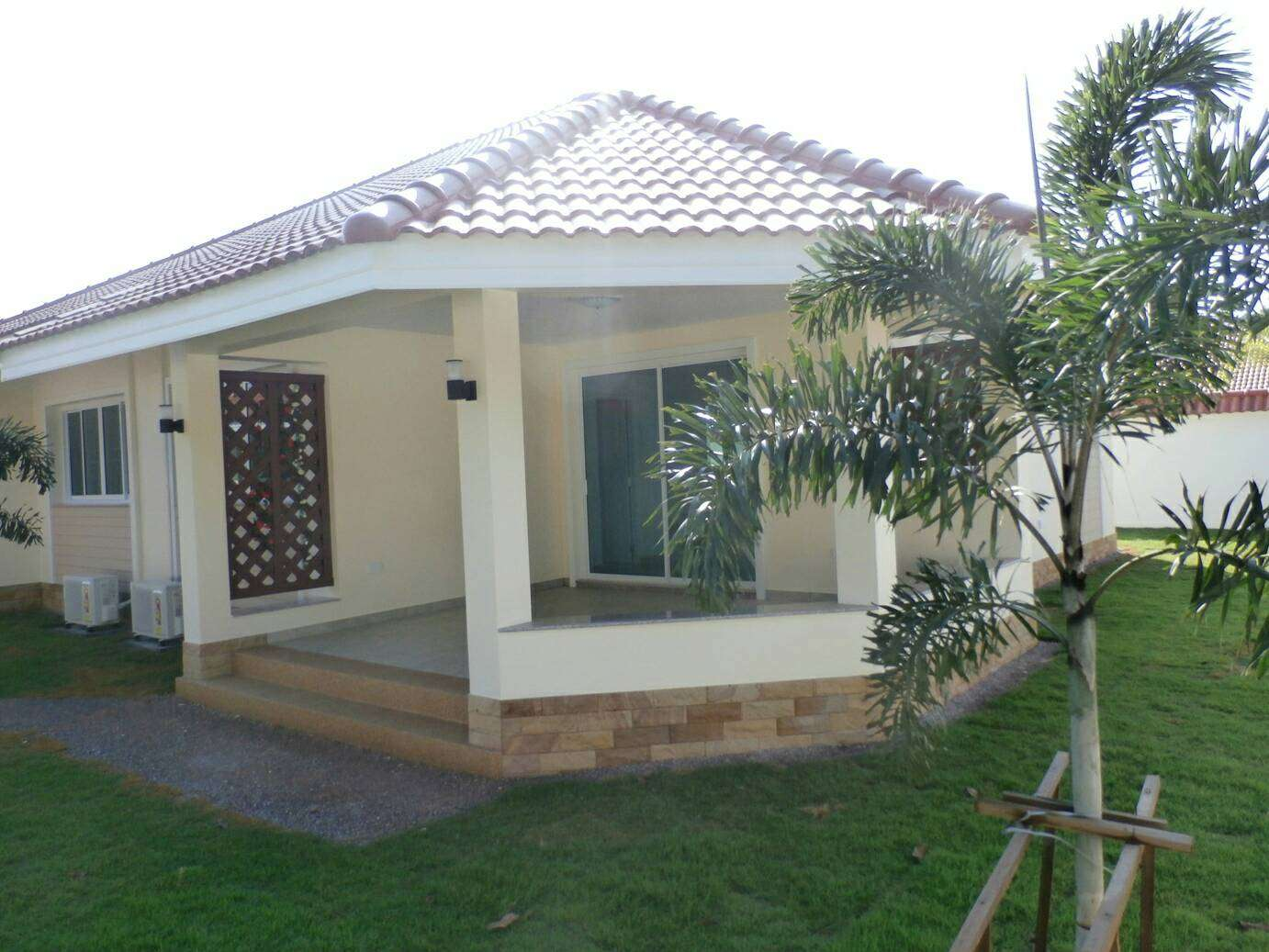 Large Garden  house for sale Cha-Am