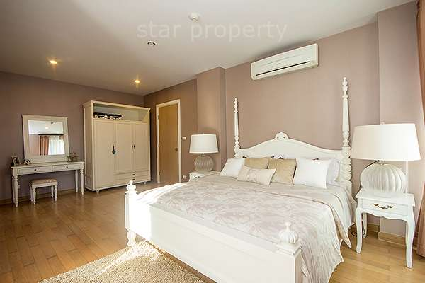 3 Bedroom Condo near Beach for rent at Breeze Hua Hin