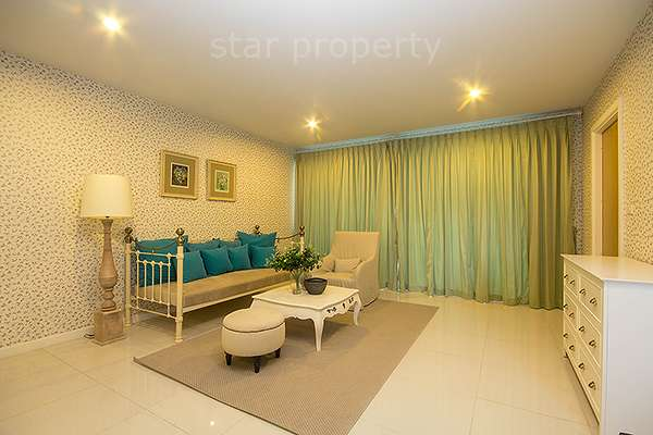 Resort Style 3 Bedroom Condo for rent at Breeze Hua Hin