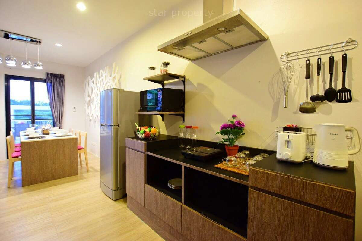 modern 3 bedroom in hua hin for rent