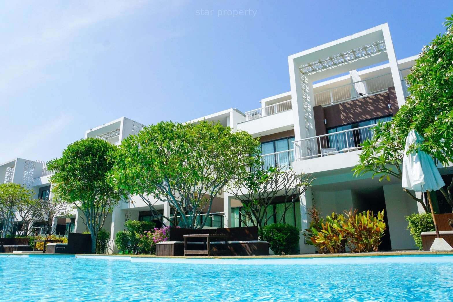 good price condo for rent hua hin