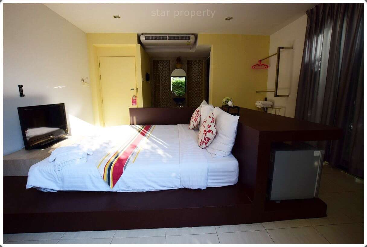 resort studio for rent in Hua hin near beach
