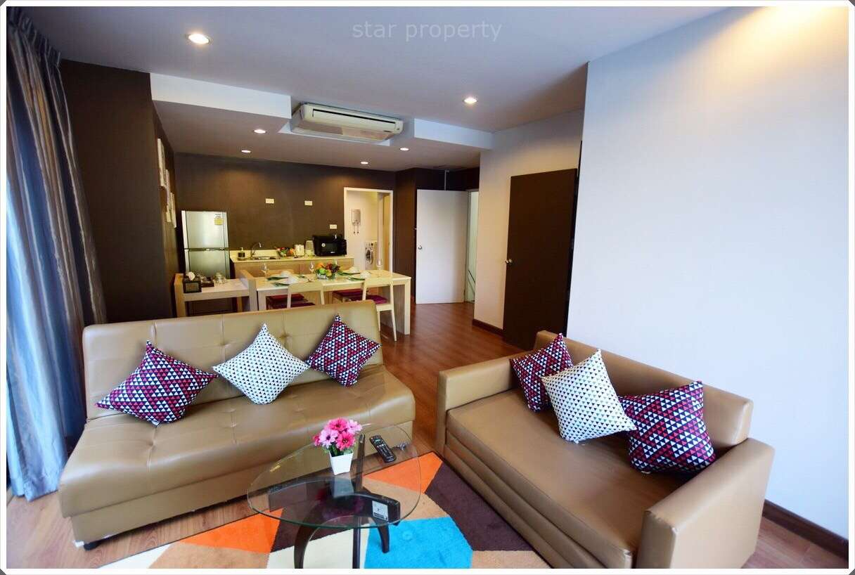 2 Bedroom Condo with Garden Access for rent at Franjipani Resort