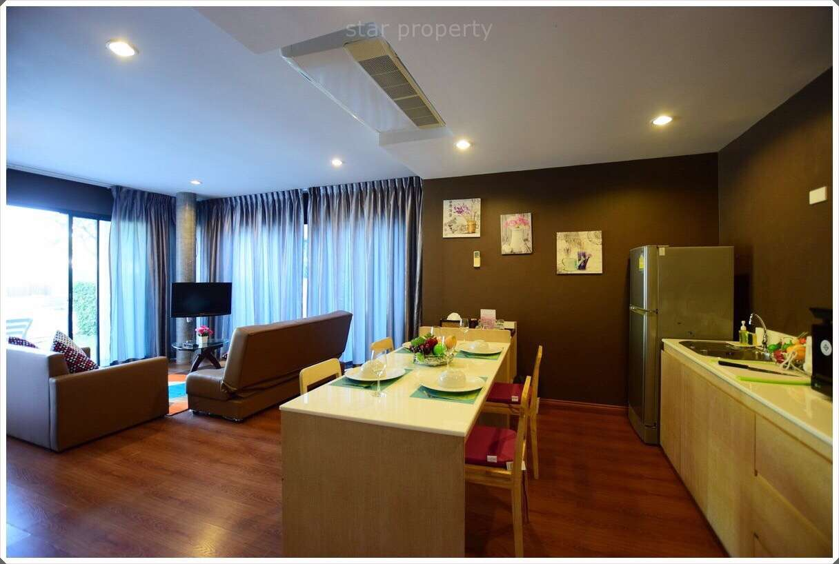 modern design studio for rent hua hin