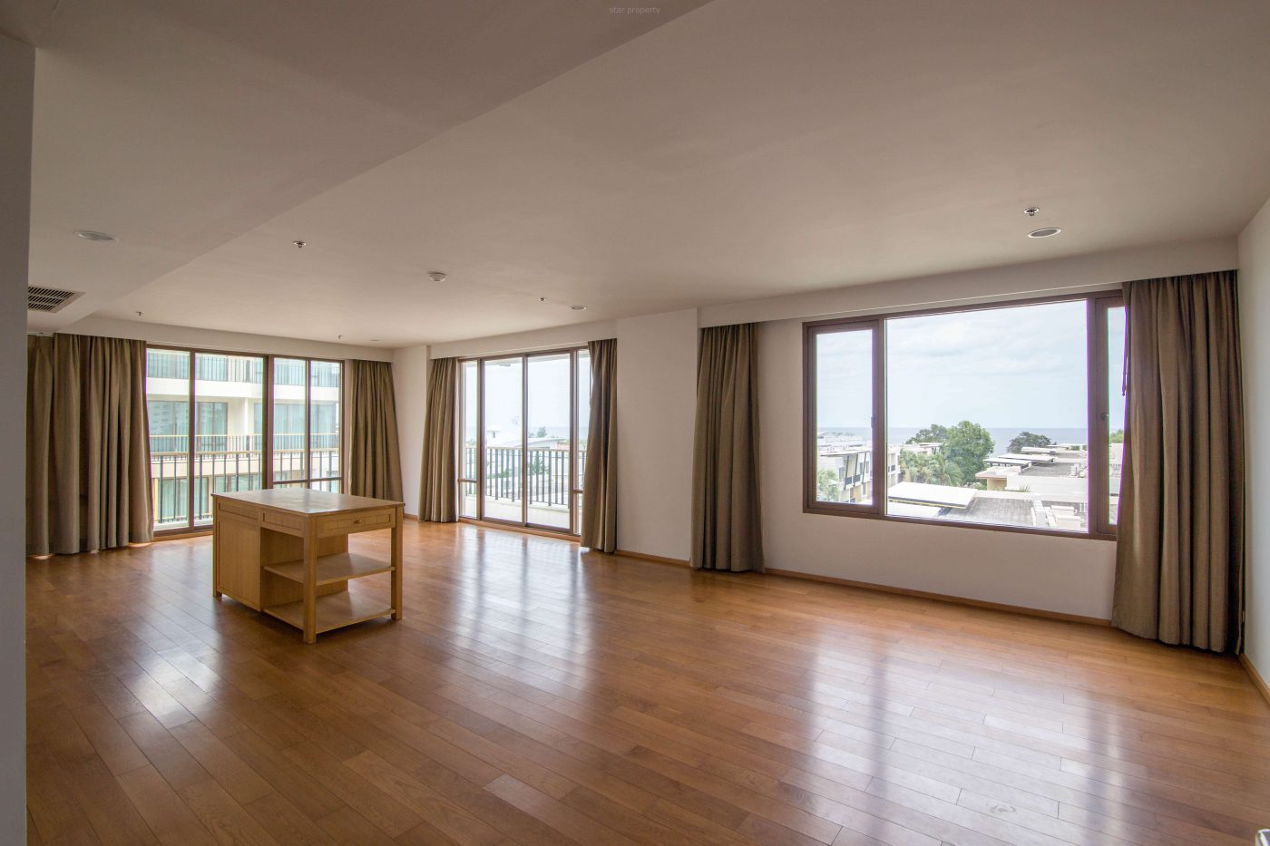 Sea View 3 Bedroom Unit at Baan Sansuk