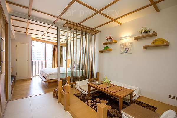 Khao Takiab Suite for rent at Franjipani Resort