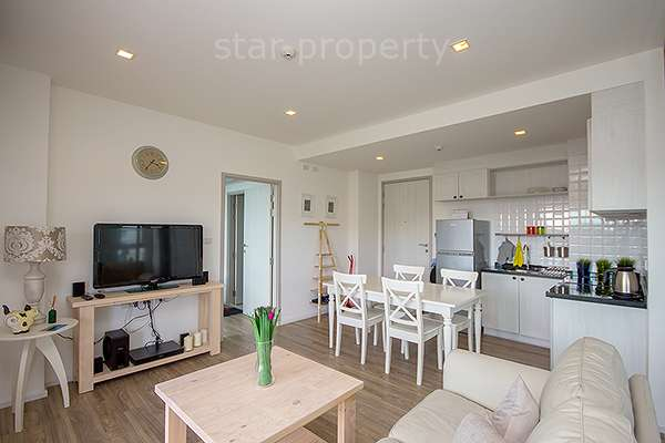 modern kitchen condo for rent Hua Hin